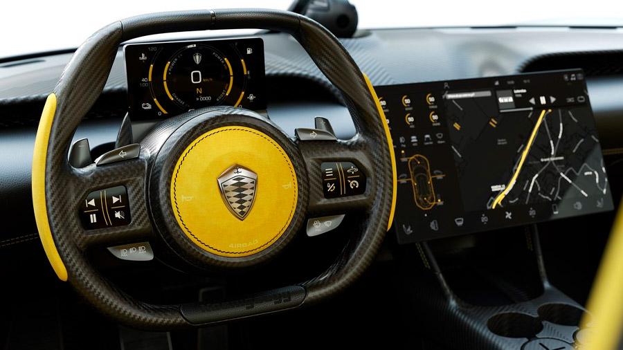 Koenigsegg reiteró que no fabricarán ninguna SUV