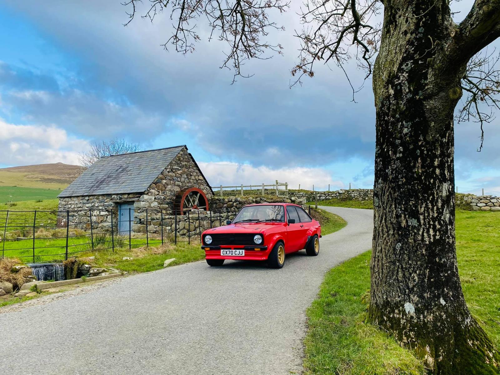 Ford Ecort Mk 1