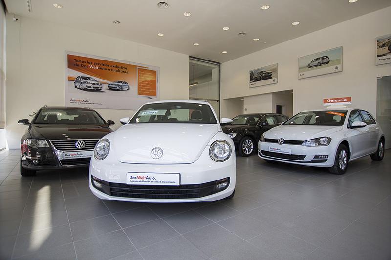 Volkswagen concesionario