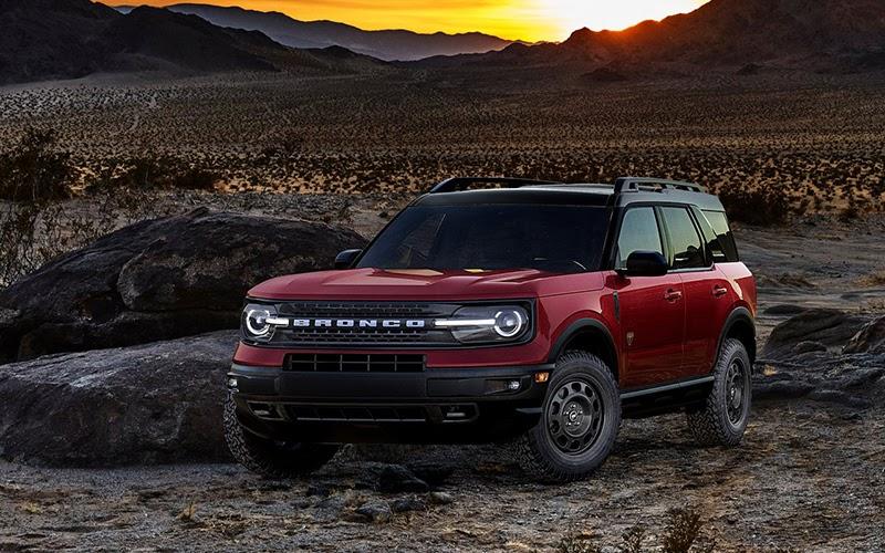 Ford Bronco Sport en venta