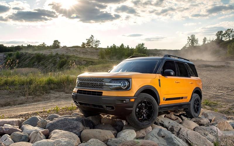 Venta de Ford Bronco Sport