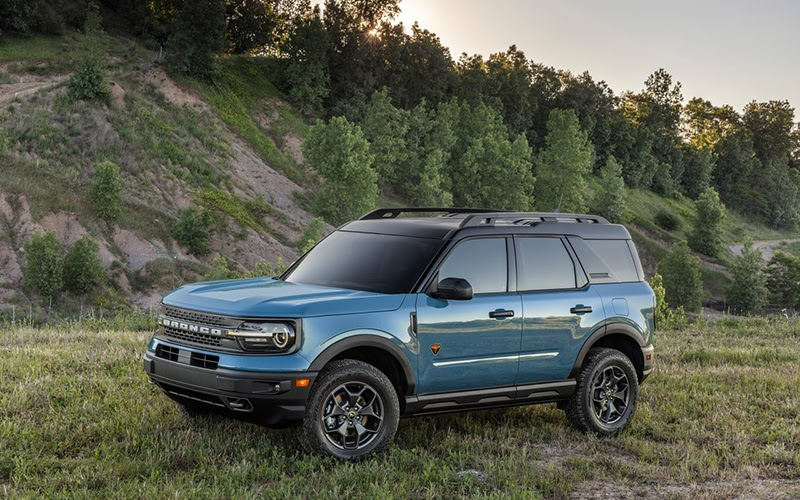 Venta de Ford Bronco Sport precio Mexico