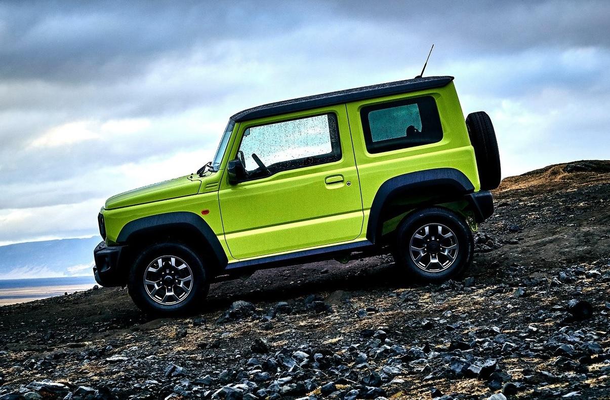 Suzuki Jimny GLX 2021 resena opiniones