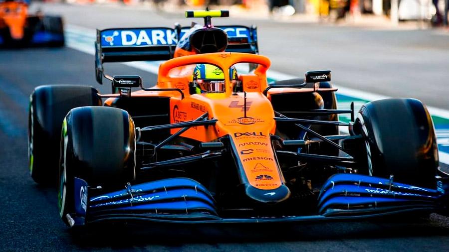 McLaren tiene grandes ambiciones dentro del deporte del motor
