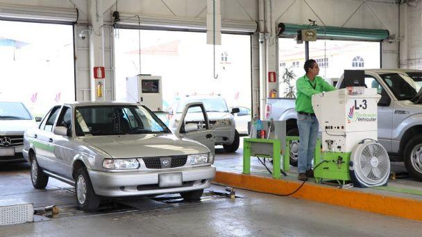 Verificación vehicular Estado de México
