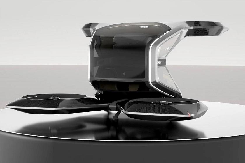 Video: Cadillac presentó sus VTOL Concept y PAV Concept