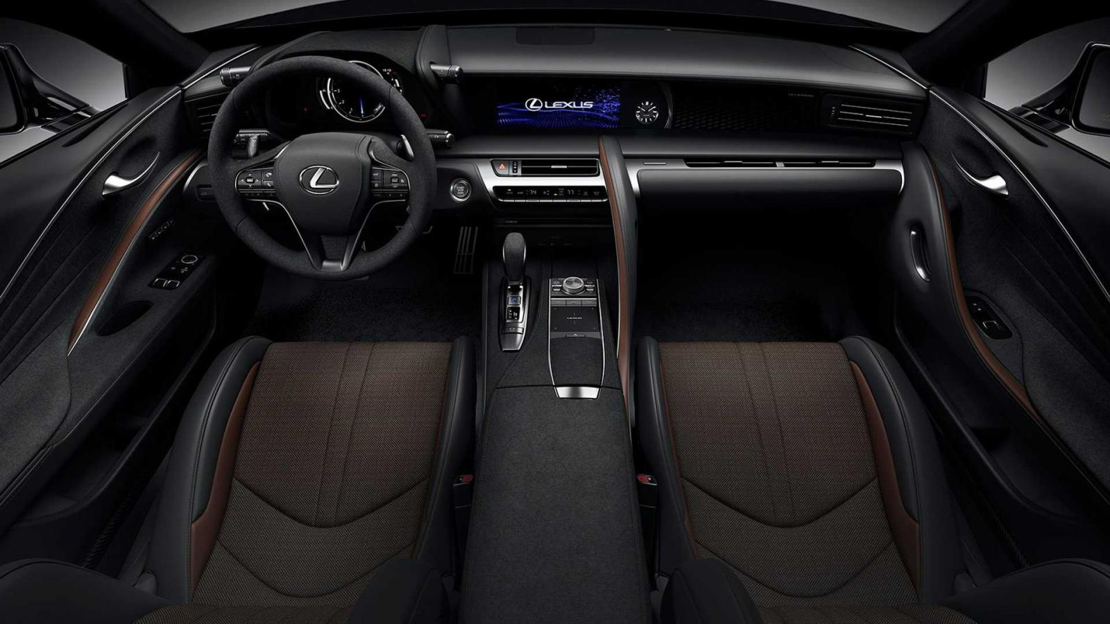 Lexus LC 500 Inspiration 2021