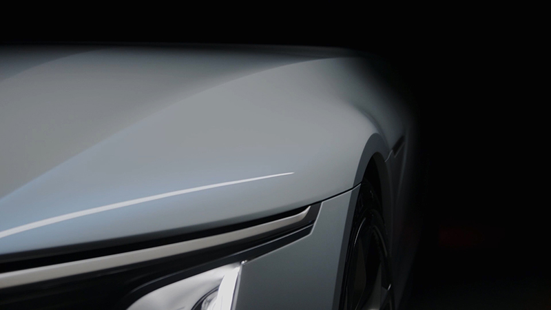 Cadillac Celestiq teaser