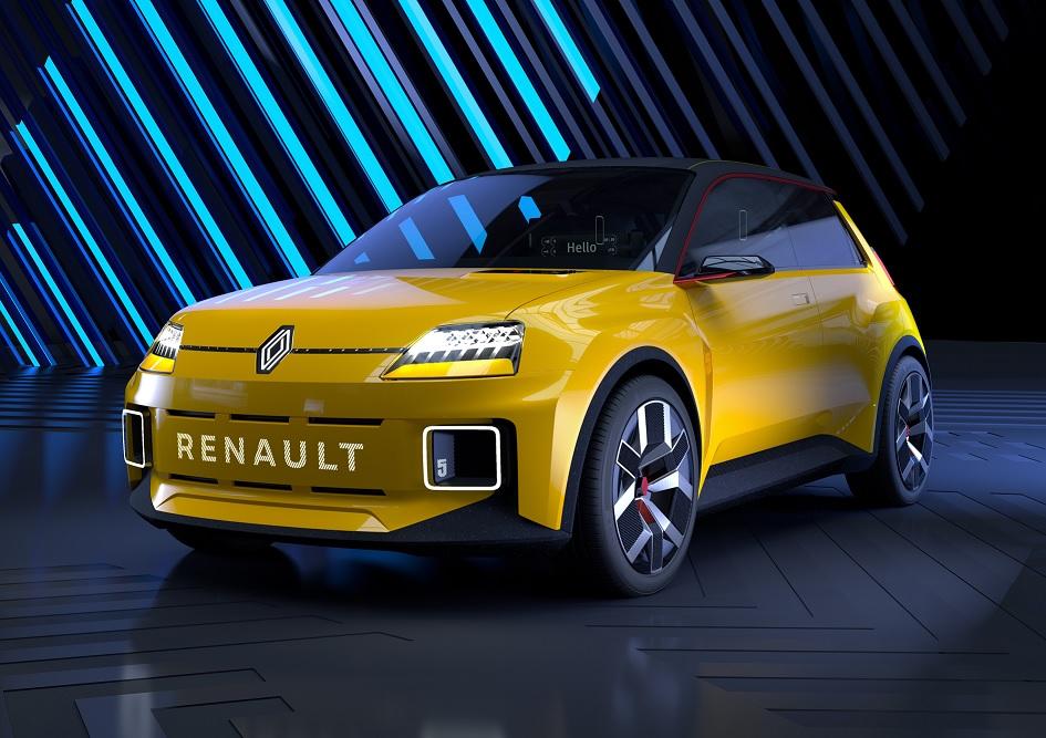 Video: Renault presentó el Renault 5 Prototype