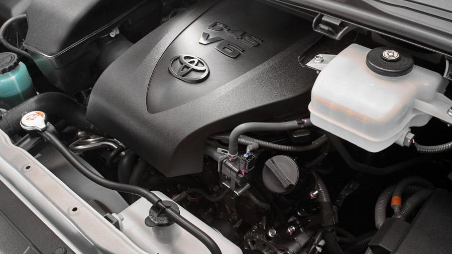 Esta versión lleva un motor V6 de 3.5 litros