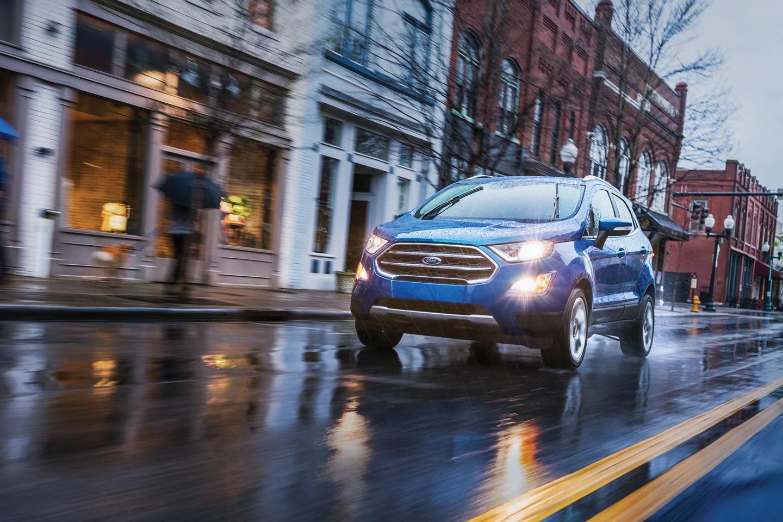 Ford EcoSport Titanium 2021 resena opiniones