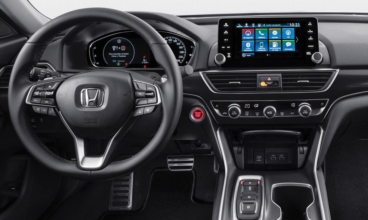 Honda Accord Touring 2021 resena opiniones