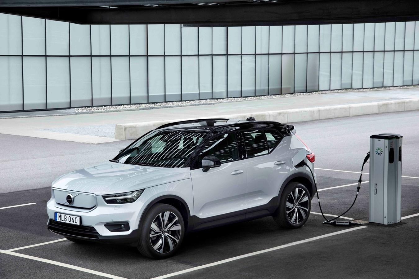 Volvo desarrolla una ciudad cero emisiones