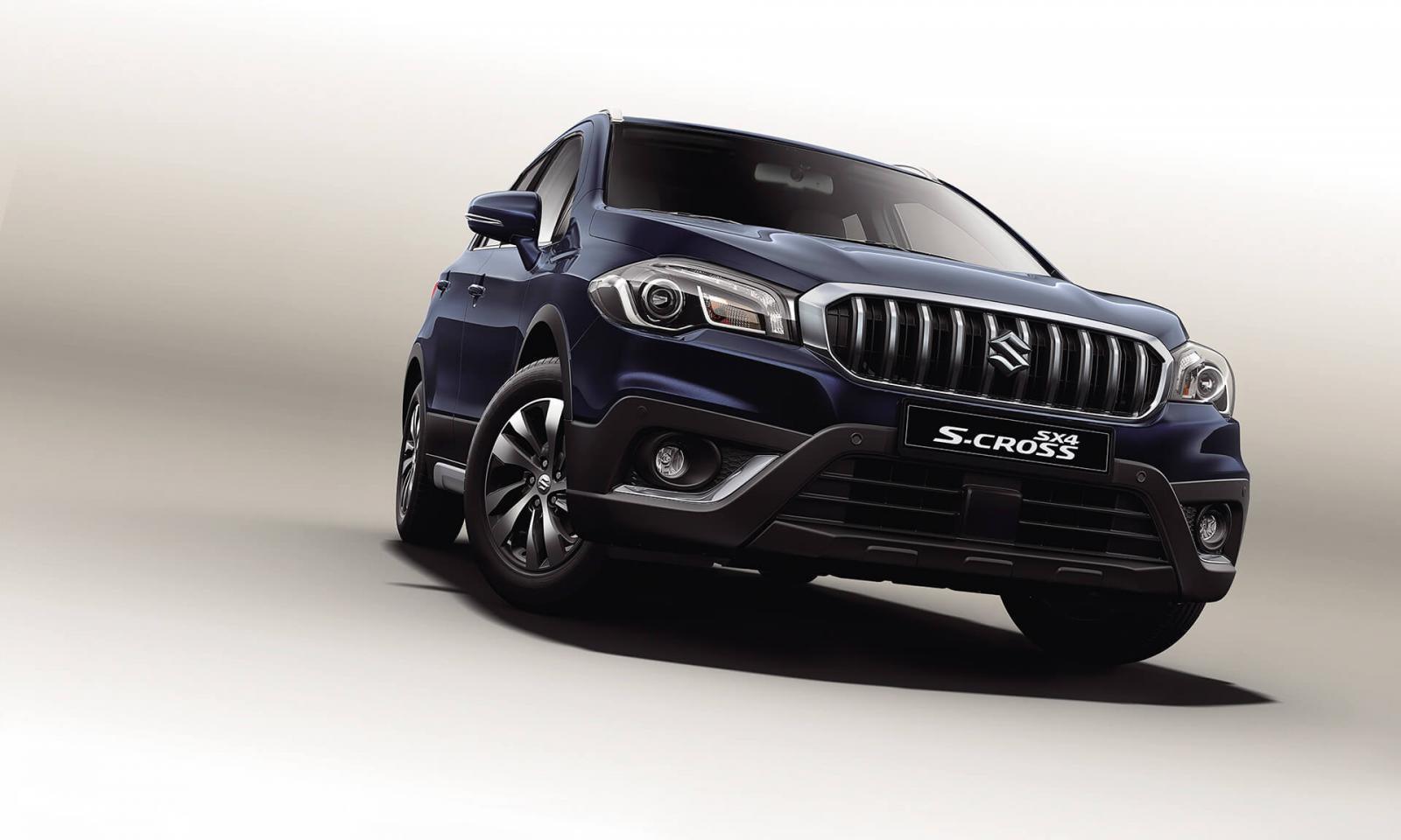 Suzuki S-Cross 2021 Reseña - El miembro más refinado de la ...