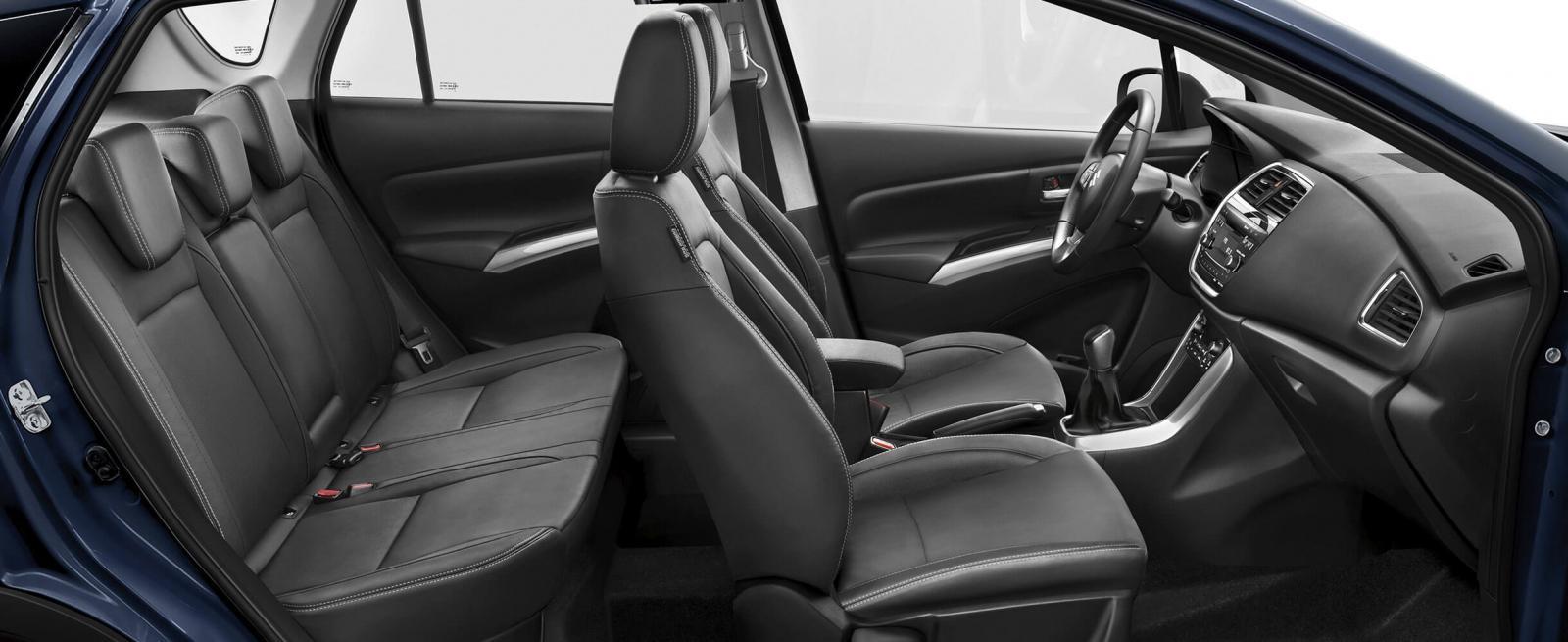Suzuki S-Cross Boosterjet 2021 resena opiniones
