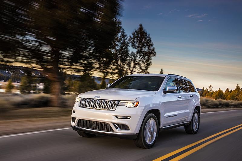 Jeep Grand Cherokee Limited Lujo V6 4x2 2021 resena opiniones