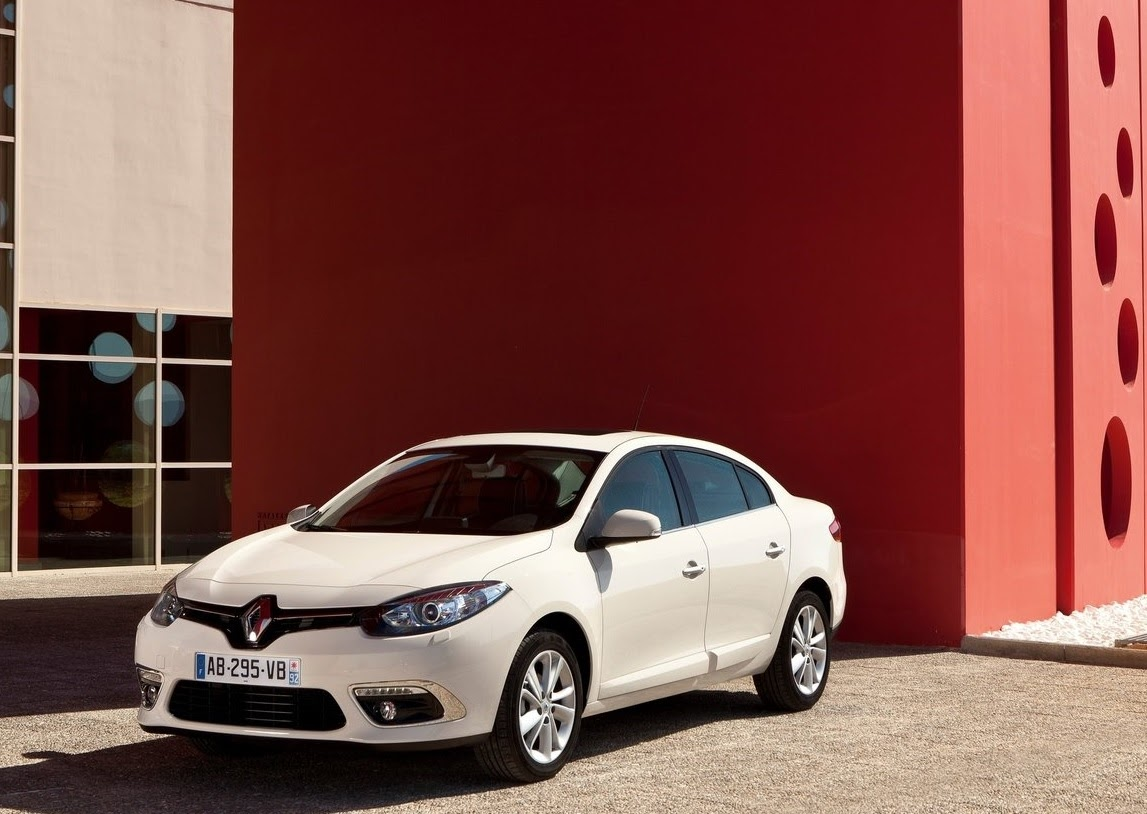 Renault Fluence en venta