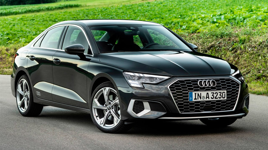 El Audi A3 solo se venderá como sedán