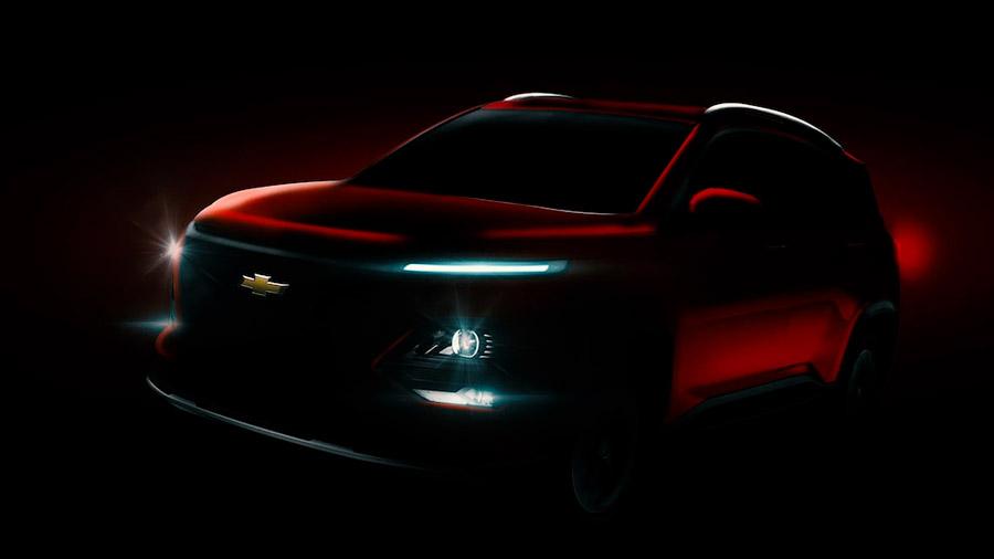 Chevrolet estrenará este año la Captiva, la cual podrá configurarse con 5 o 7 asientos