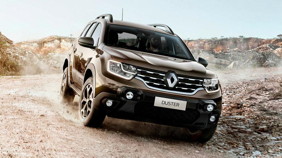 La Renault Duster se renovará de forma notable este 2021
