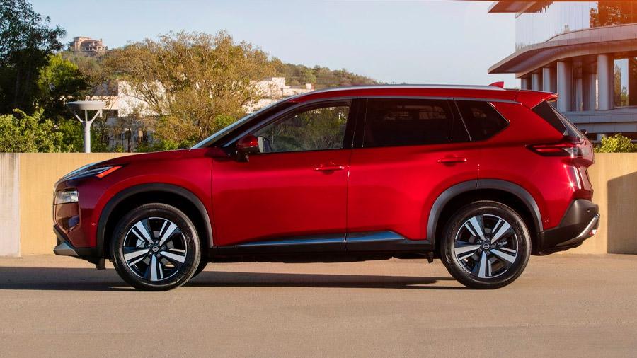 La renovada Nissan X-Trail es una de las apuestas fuertes de la marca nipona este año