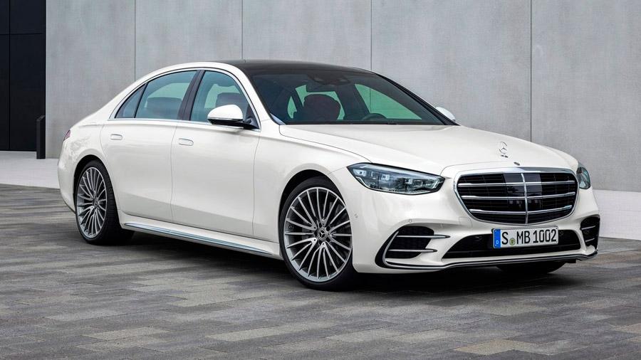 El Mercedes-Benz Clase S es un símbolo para la marca germana