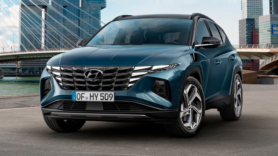 La Hyundai Tucson es una de la cartas fuertes de la marca coreana para el mercado mexicano