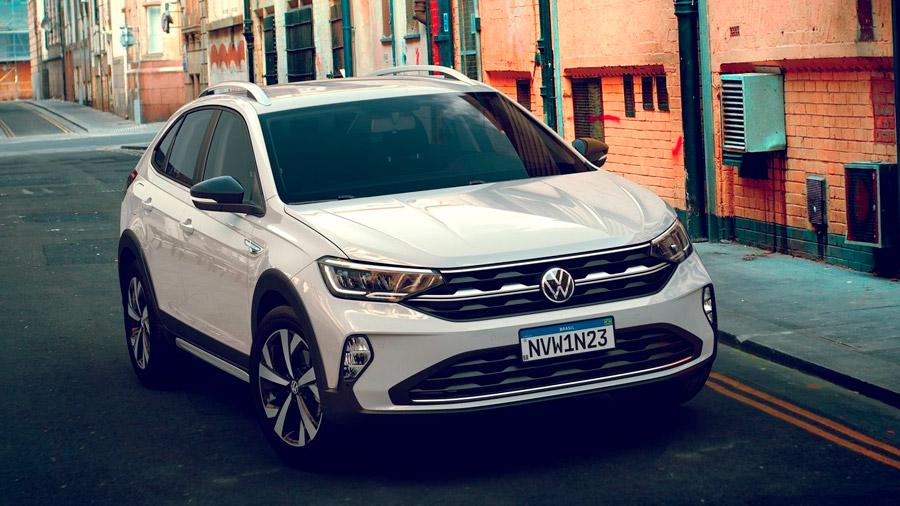 Volkswagen afina los detalles para el lanzamiento de la Nivus