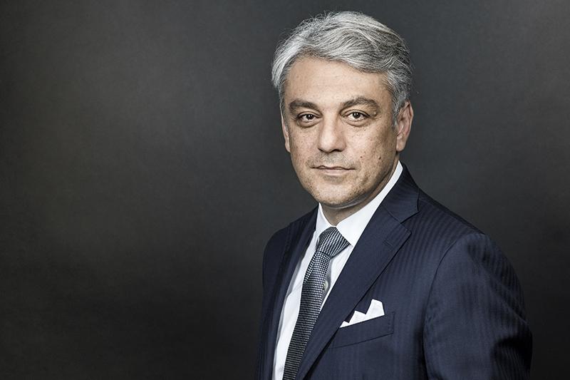 Luca de Meo, CEO Renault