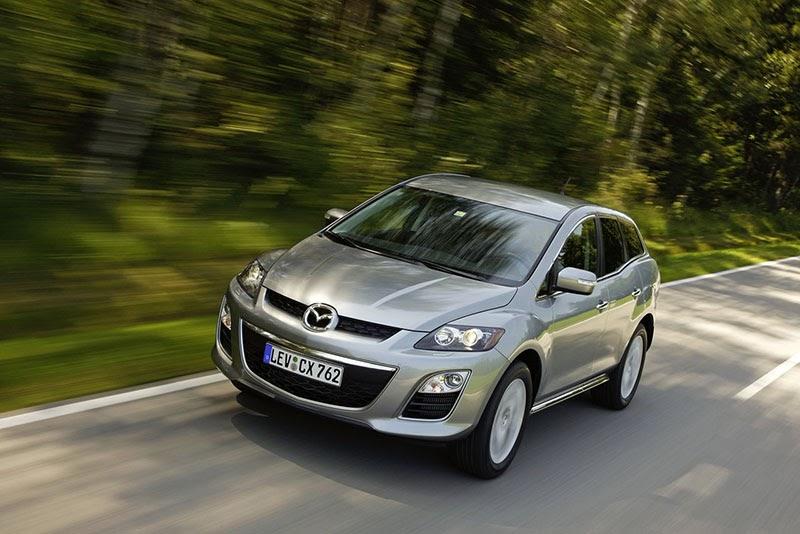 Mazda CX-7 en venta