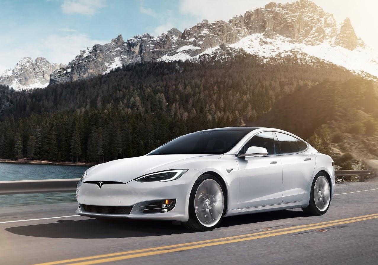 Tesla Model S en venta