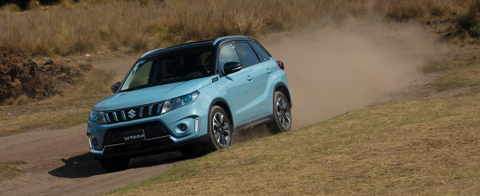 Suzuki Vitara Booterjet All Grip 2021 resena opiniones