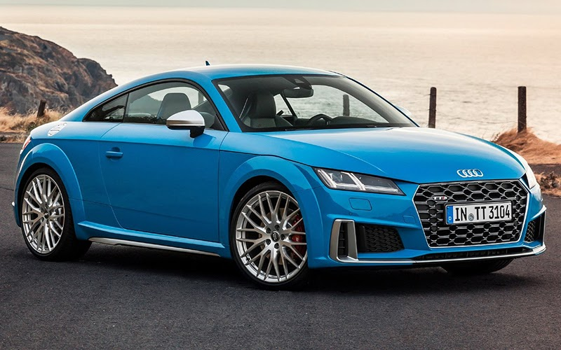 Venta de Audi TTS Coupé