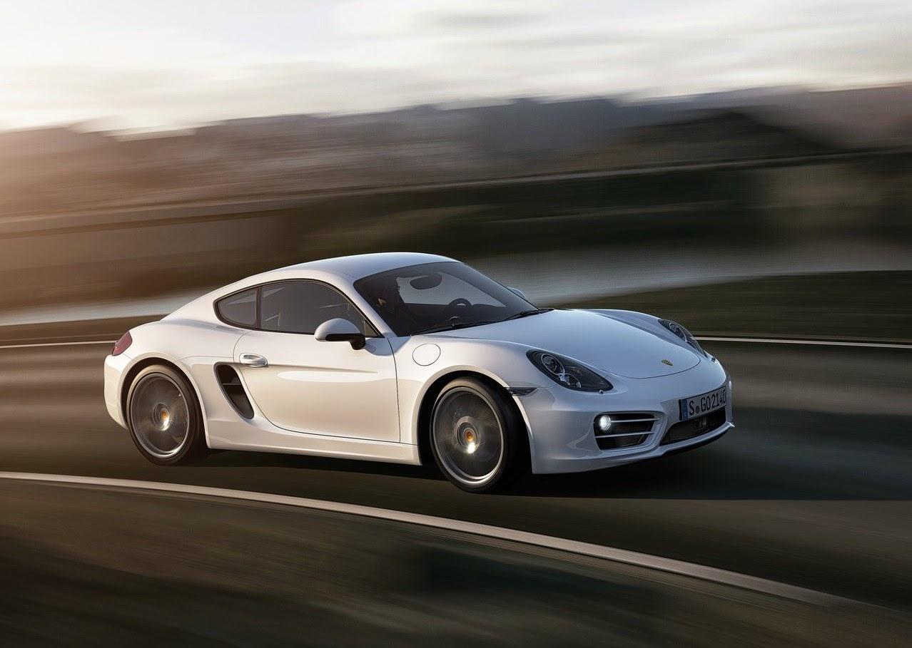 venta de Porsche Cayman