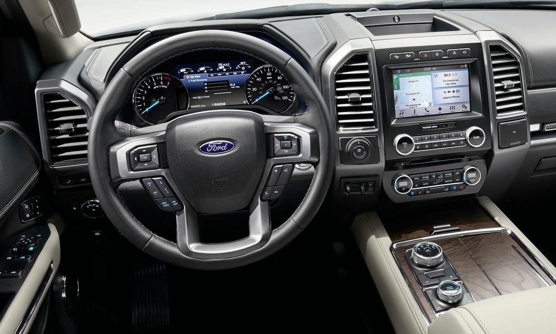 Ford Expedition Platinum MAX 4X4 2021 resena opiniones