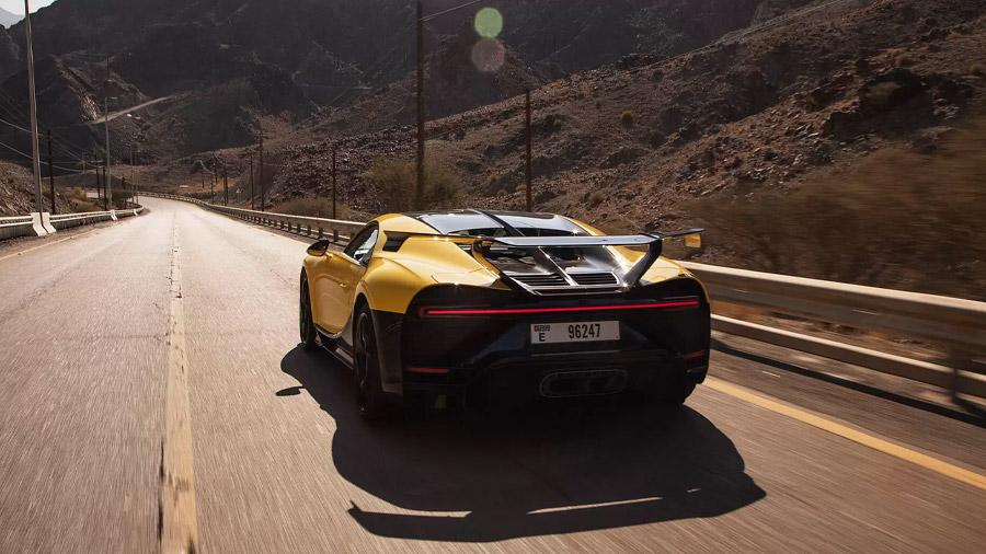 Este superdeportivo supera la prueba de los 0 a 100 km/h en menor tiempo que la versión convencional