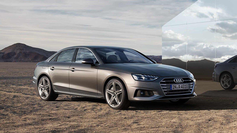 Audi A4 45 TFSI S line 2021