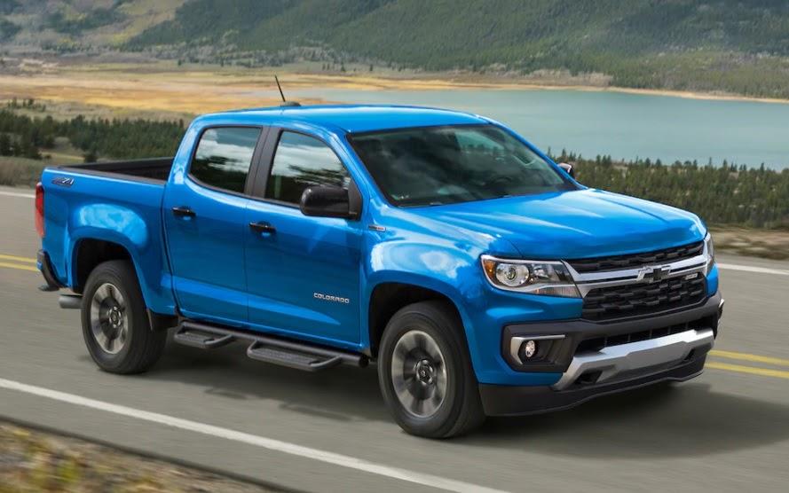 Chevrolet Colorado en venta
