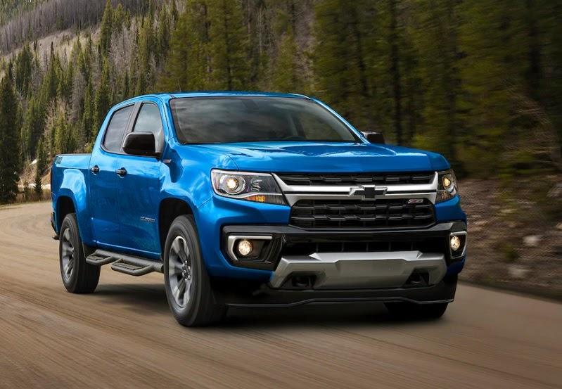 Venta de Chevrolet Colorado