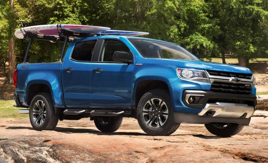 Venta de Chevrolet Colorado precio Mexico