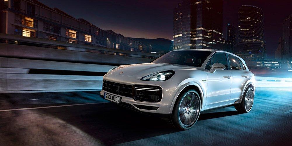 Venta de Porsche Cayenne