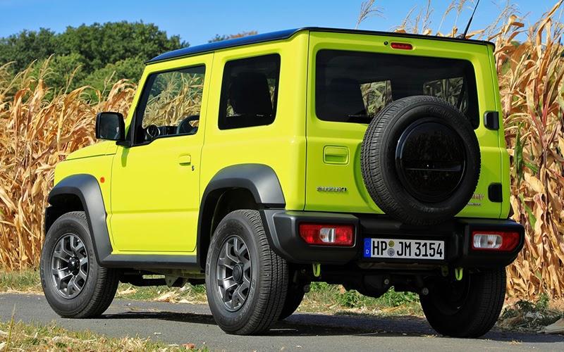 Suzuki Jimny está en venta