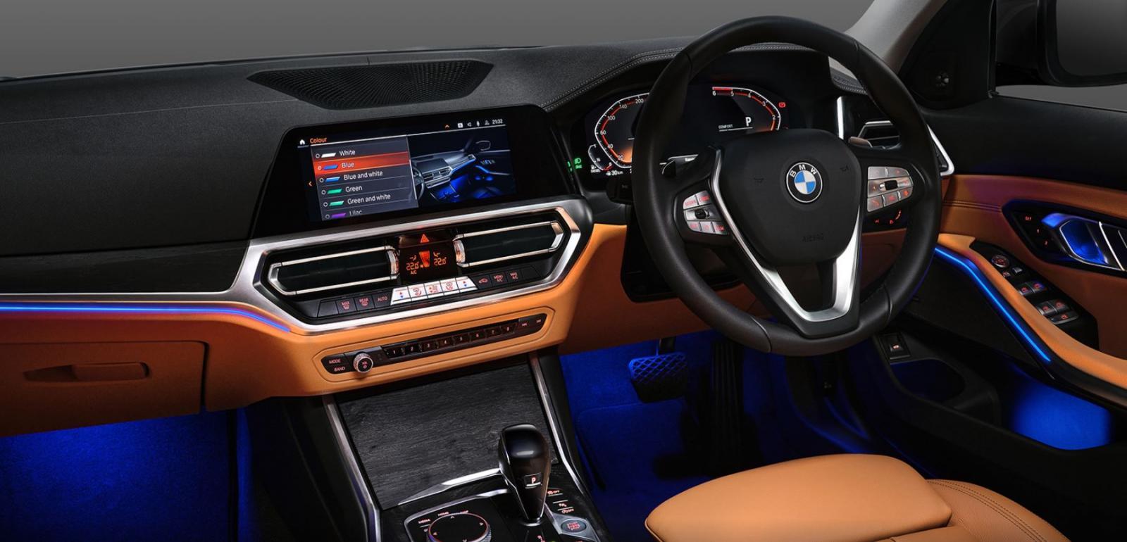 BMW Serie 3 Gran Limousine