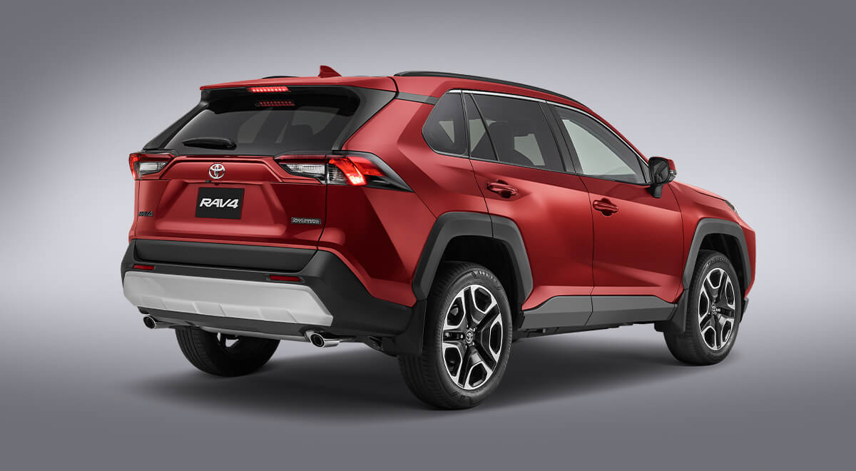 Toyota RAV4 Limited 2021 resena opiniones
