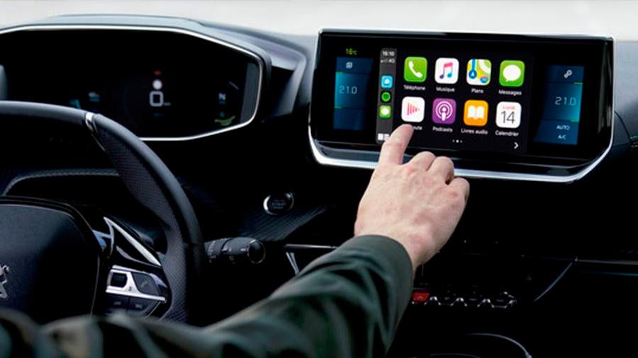 La camioneta también ofrece a los usuarios varias tecnologías para el entretenimiento