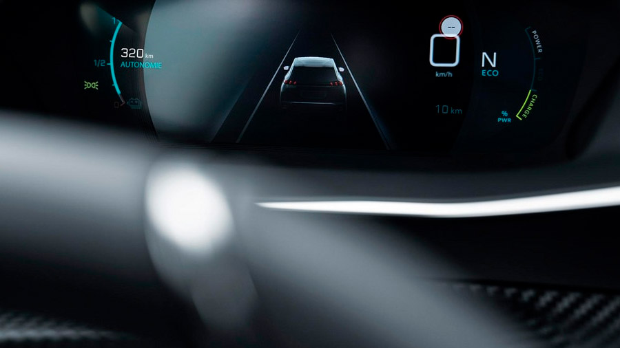 La SUV de Peugeot cuenta con varias tecnologías para un viaje seguro