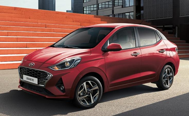 autos urbanos Hyundai Grand i10