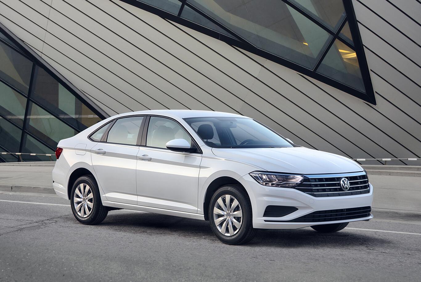 autos urbanos Volkswagen Jetta