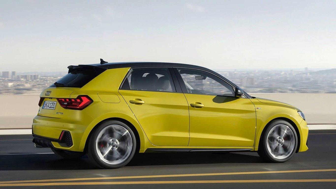 autos urbanos Audi A1