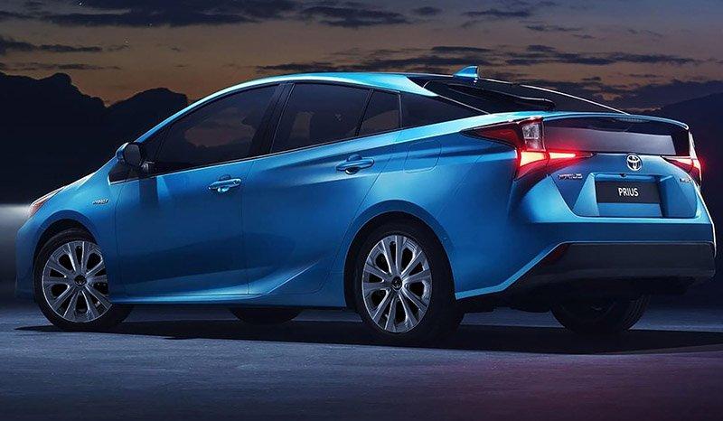 autos urbanos Toyota Prius